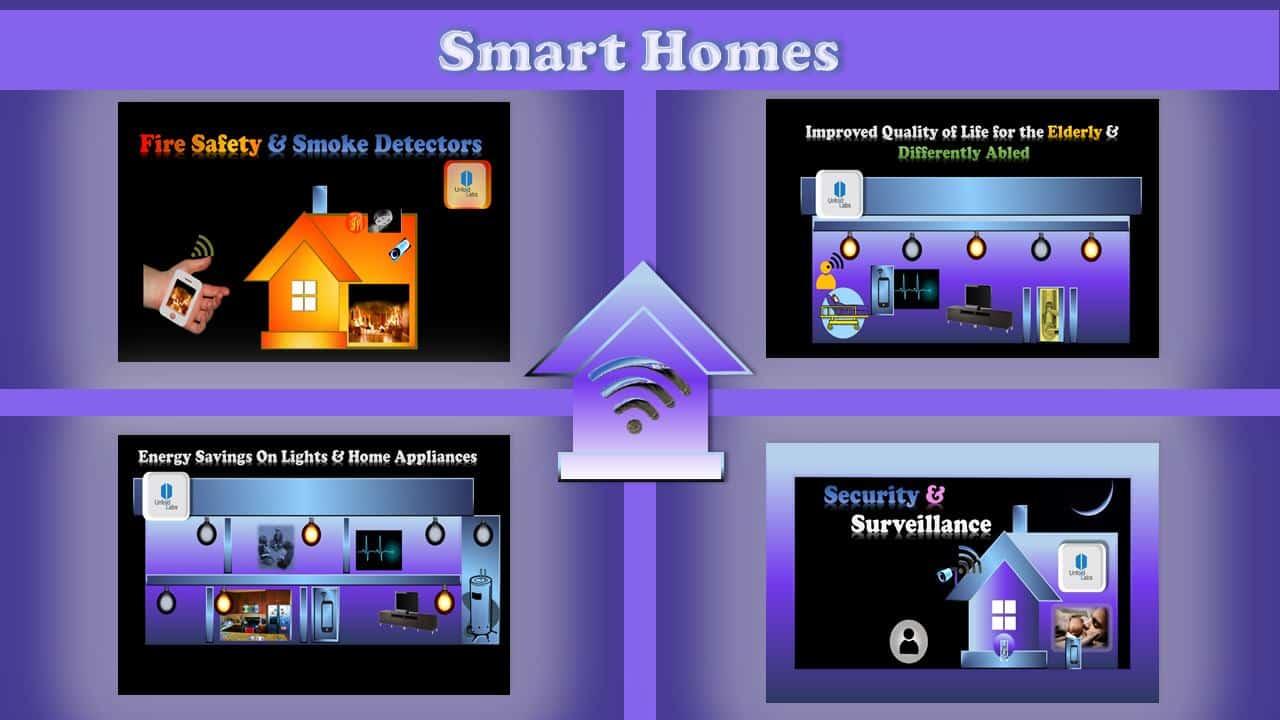 فواید و مزایای هوشمند سازی ساختمان