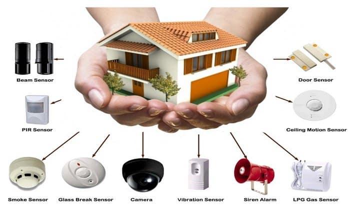 هوشمند سازی خانه و ساختمان
