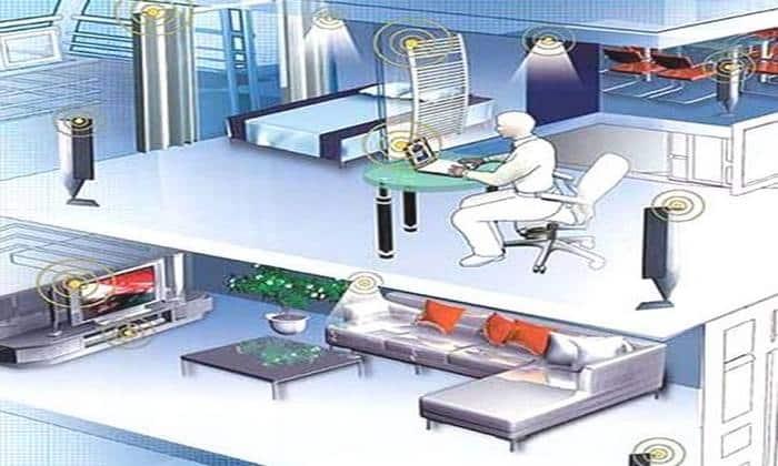 خانه هوشمند و هوشمندسازی ساختمان، ویلا ، هتل