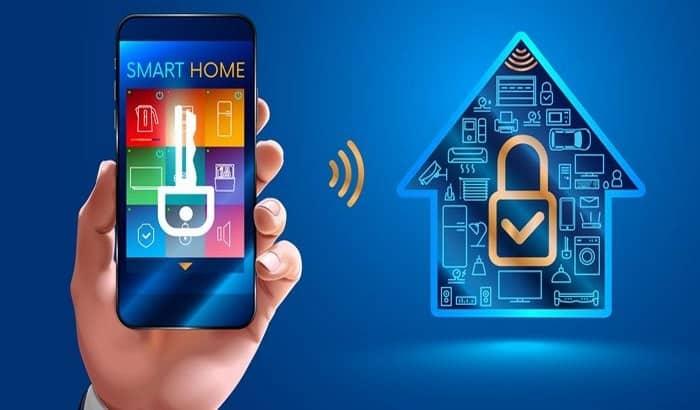 سیستم امنیتی خانه هوشمند